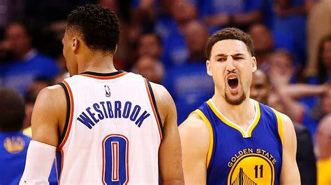 Klay Thompson shoots Warriors into Game 7   Golden State ...