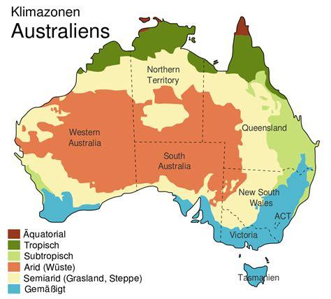 Klima in Australien – Wikipedia