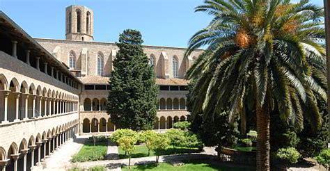 Klosteranlage Monestir de Pedralbes in Barcelona