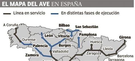 Kms construidos, demanda, coste en euros... las líneas de ...