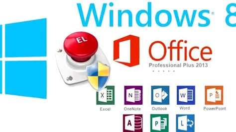 KMSpico 2018 Activador de Windows 8/8.1 10 y Office 2013 ...