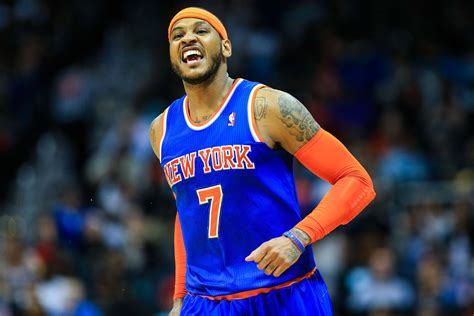 Knicks Rumors Time To Trade Carmelo Anthony Or Kristaps ...