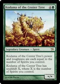 Kodama of the Center Tree   Creature   Cards   MTG Salvation