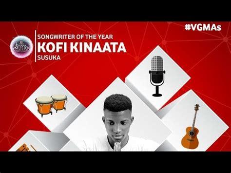 Kofi Kinaata   Performance @ 2016 Vodafone Ghana Music ...