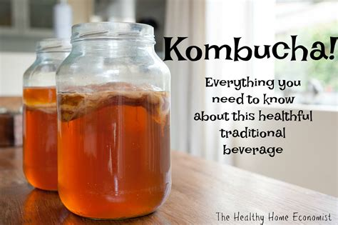 Kombucha Tea: Benefits & Healthy Recipe + Videos   Healthy ...
