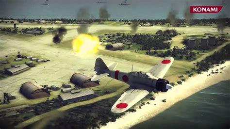 Konami presenta un nuevo juego de combate aéreo: Birds of ...