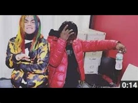 Kooda B & Tekashi 6IX9INE Not Cool No More....DA PRODUCT ...