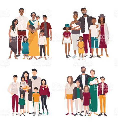 Korea clipart korean family - Pencil and in color korea ...