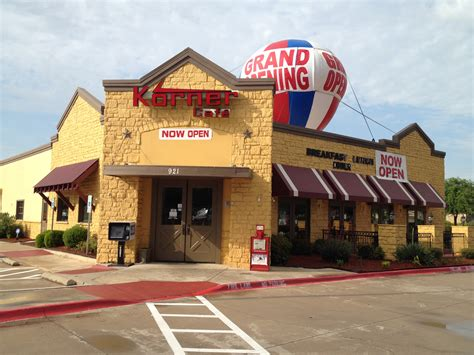Korner Cafe Coupons near me in Lewisville | 8coupons