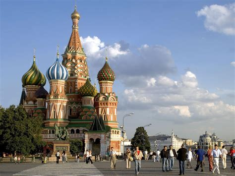 Kremlin and Red Square -- World Heritage Site -- National ...