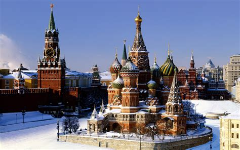 Kremlin – Living Example of Russian Culture and History ...