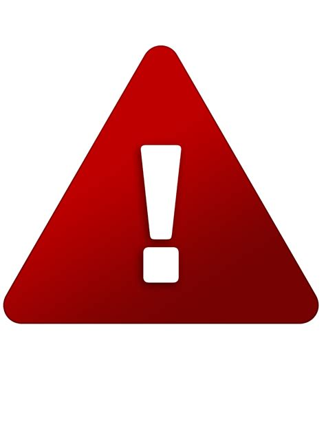 KRIKART Imágenes libres de derecho de autor: Icono peligro ...