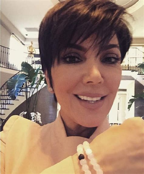 Kris Jenner: Instagram, Twitter, Divorce, Age & Corey ...