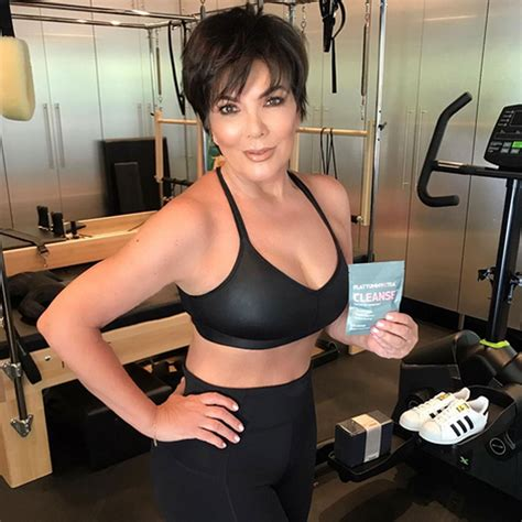 Kris Jenner Posts Age-Defying Instagram Selfie | PEOPLE.com