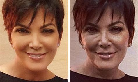 Kris Jenner shares Instagram photo looking much smoother ...