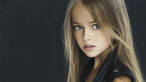 Kristina Pimenova, la niña más hermosa del mundo, ¡ya ha ...