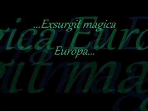Kronos Magica Europa   YouTube