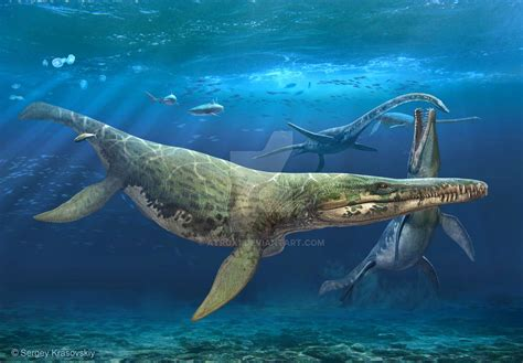 Kronosaurus   Facts and Pictures