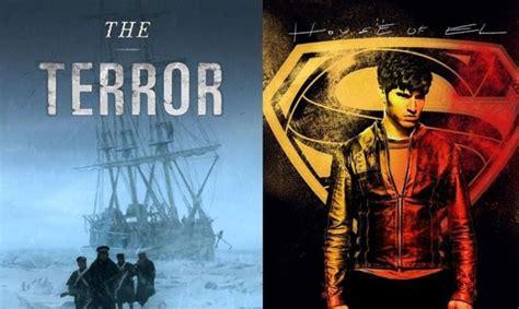 Krypton  y  The Terror  renovadas para la temporada 2 por ...