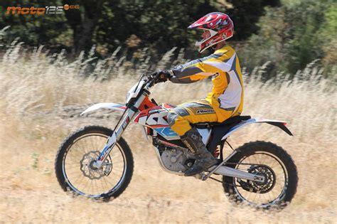 KTM Freeride e EXC   Alta tensión   Moto 125 cc