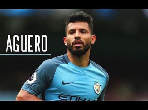 Kun Aguero - Amazing Skills 2016/17 | Man City - YouTube