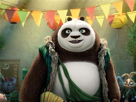 Kung Fu Panda 3 HD wallpapers free download