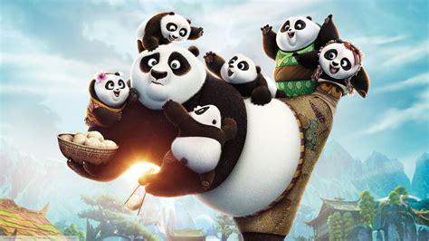 Kung Fu Panda 3 HD wallpapers High Quality