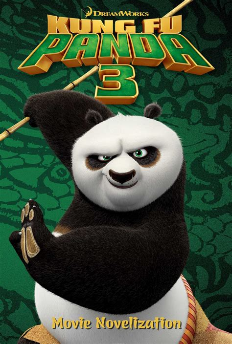 Kung Fu Panda 3 Movie Novelization | Book by Tracey West ...