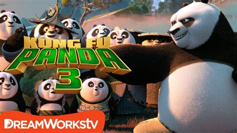 Kung Fu Panda 3 | Official Trailer #2   YouTube