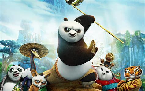 Kung Fu Panda 3 Wallpapers   My Free Wallpapers Hub