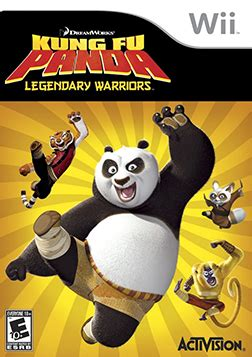 Kung Fu Panda: Legendary Warriors - Wikipedia