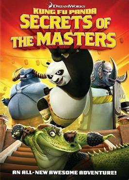 Kung Fu Panda: Secrets of the Masters - Wikipedia
