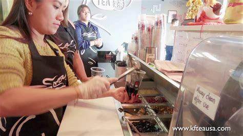 KUNG FU TEA - YouTube