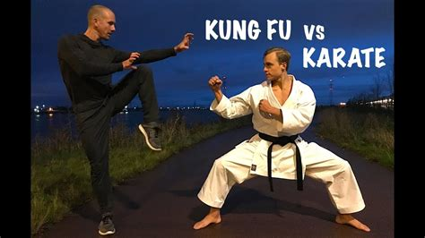 KUNG FU vs KARATE | STREET FIGHT! - YouTube