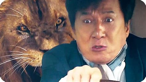 KUNG FU YOGA Trailer (2017) Jackie Chan Action Comedy ...