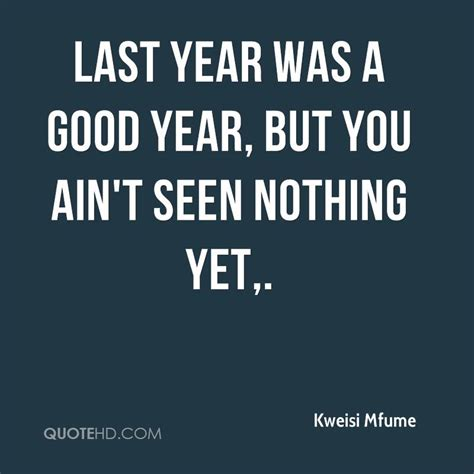 Kweisi Mfume Quotes | QuoteHD