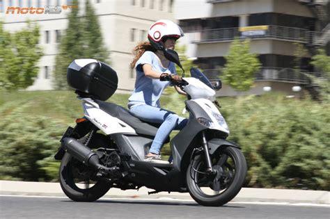Kymco Agility City   Rueda alta, precio bajo   Moto 125 cc