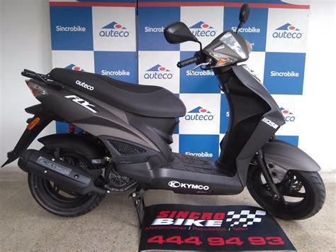 Kymco Fly 125 2018   Año Scooters y Ciclomotores   00 km ...