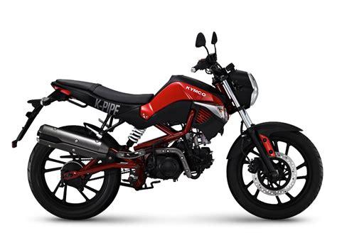 Kymco K Pipe 50 Motorcycle   50cc Motorbike   Kymco UK