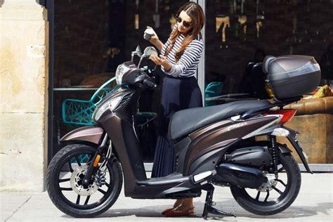 Kymco Miler 125, un scooter de rueda alta perfecto para ellas