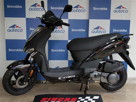 Kymco Twist 125 2018   Año Scooters y Ciclomotores   0 km ...