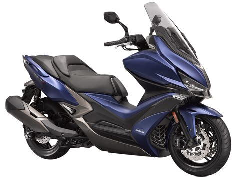 KYMCO XCITING S 400 – A New Standard for Maxi Scooters ...