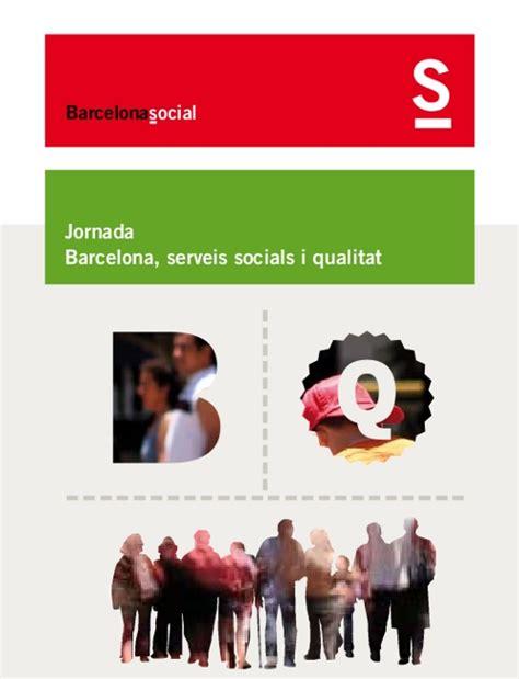 L'Ajuntament de Barcelona organitza la jornada