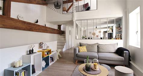 L appartement de la semaine : un loft de 3 pièces à Lyon