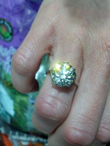 L is for so in LOVE with my : Show Me the Bling! (Rings ...