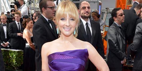 La actriz Melissa Rauch ('The Big Bang Theory') embarazada ...