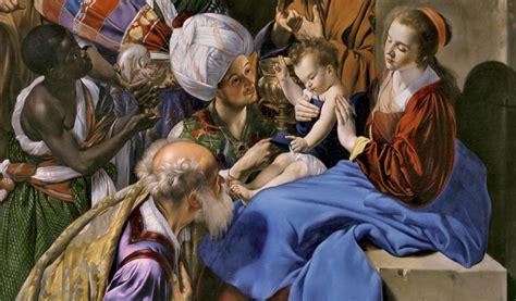 La Adoración de los Reyes Magos, de Fray Juan Bautista ...