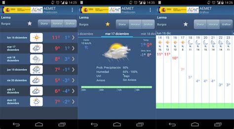 La Agencia Estatal de Meteorología (AEMET) lanza su ...