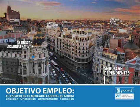 La Agencia para el Empleo visible en el Metro de Madrid ...