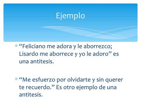 La antitesis 2